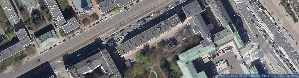 Zdjęcie satelitarne Conti Glass