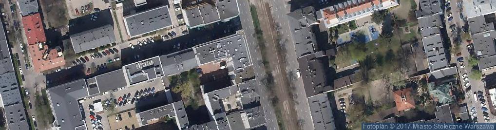 Zdjęcie satelitarne Coopexim Sp. z o.o.