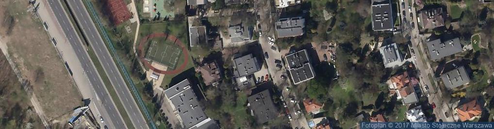 Zdjęcie satelitarne Corona Development André Alexandrowicz