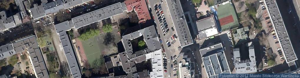 Zdjęcie satelitarne Cronus Group