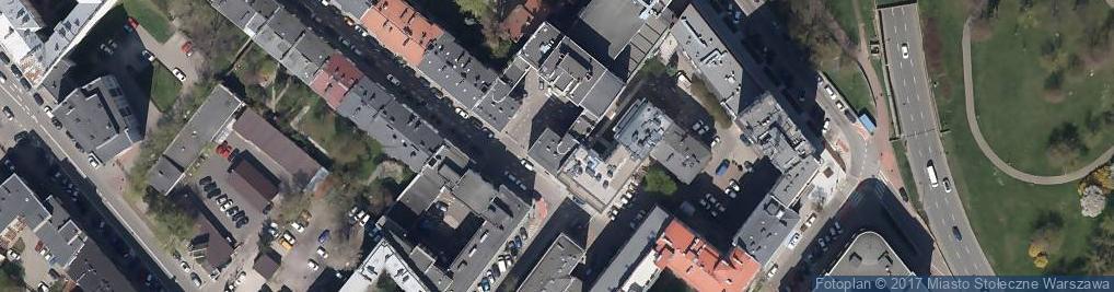 Zdjęcie satelitarne Cross Poskrop