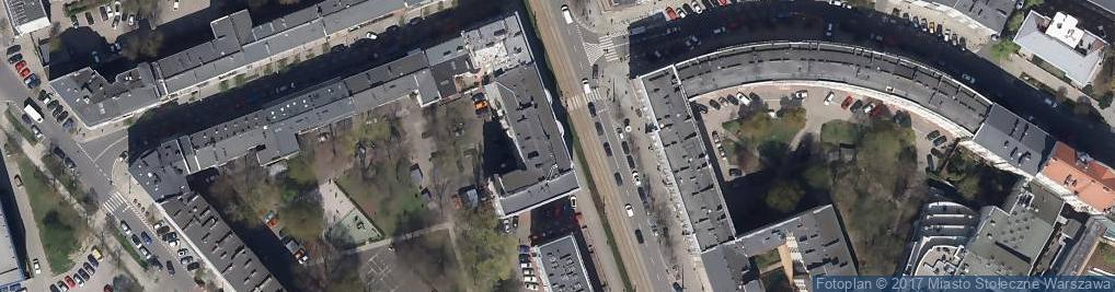 Zdjęcie satelitarne Czekoladziarnia Amor