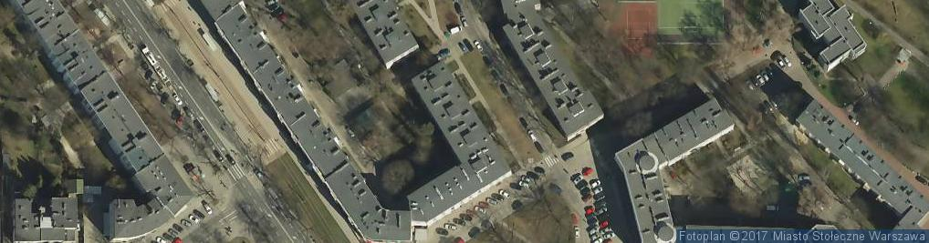 Zdjęcie satelitarne Czerodziej Roman Waldemar Kondej Cezary