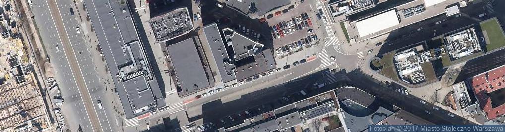 Zdjęcie satelitarne Czerwony Młyn
