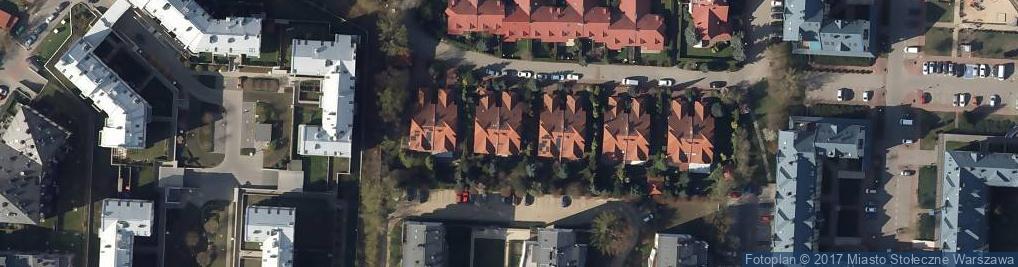 Zdjęcie satelitarne D Well Dariusz Świątek Barbara Świątek