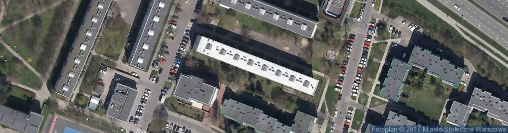 Zdjęcie satelitarne Damian Maciejewski