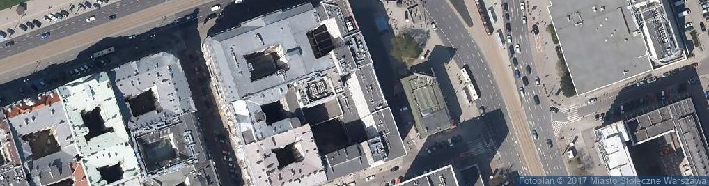 Zdjęcie satelitarne Danisco Seed Austria Ges MB H Oddział w Warszawie