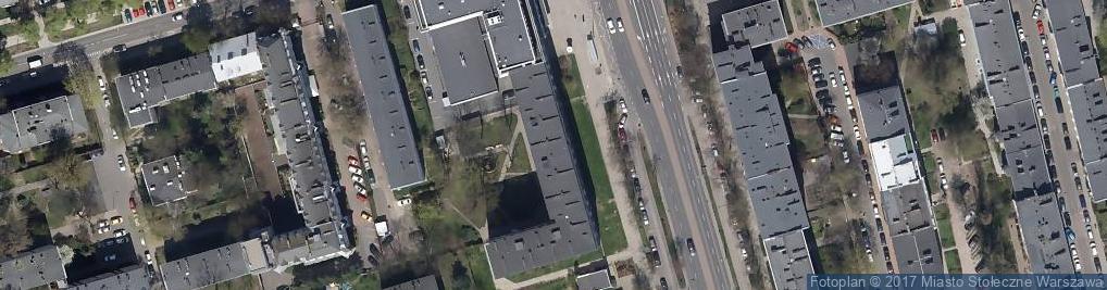 Zdjęcie satelitarne Darexpol