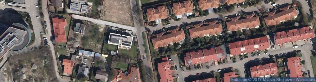 Zdjęcie satelitarne Darjanna