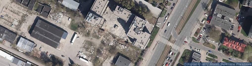 Zdjęcie satelitarne Darmark