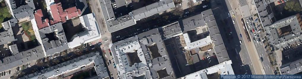 Zdjęcie satelitarne Daro ZPHU
