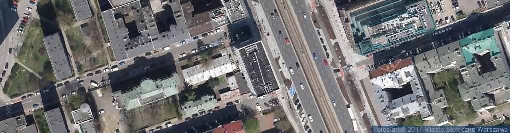 Zdjęcie satelitarne Database Consulting