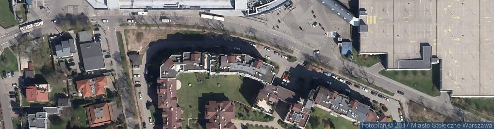 Zdjęcie satelitarne Daten Dariusz Karbowski