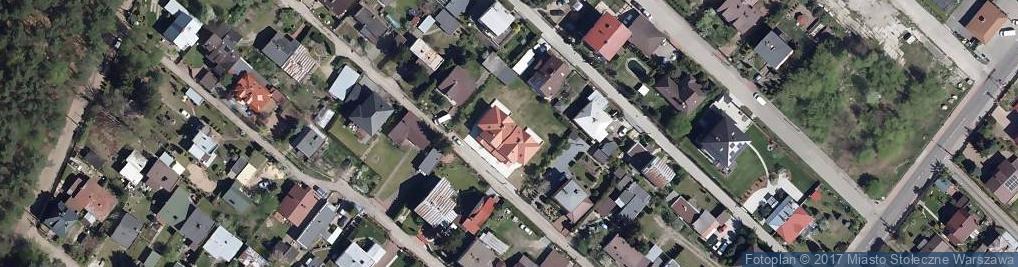 Zdjęcie satelitarne DBS Piotr Szczepanik Wspólnik Spółki Cywilnej
