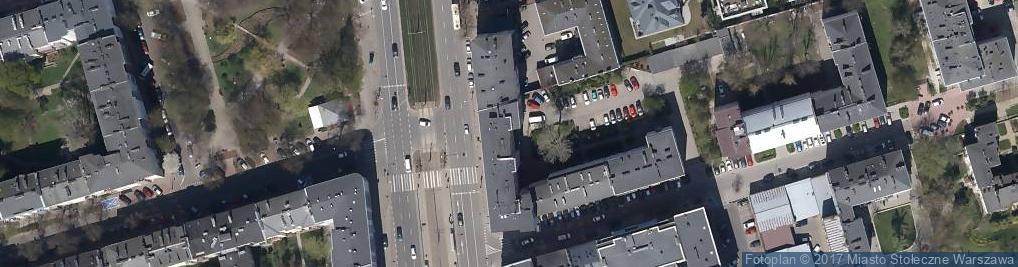 Zdjęcie satelitarne De Integro Iwona Dobrowolska