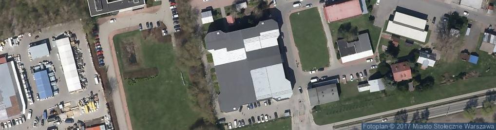 Zdjęcie satelitarne Dekoracja Wnętrz