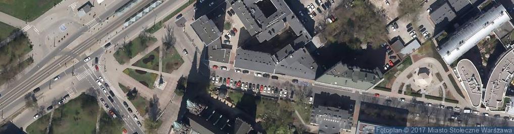 Zdjęcie satelitarne Dekorer
