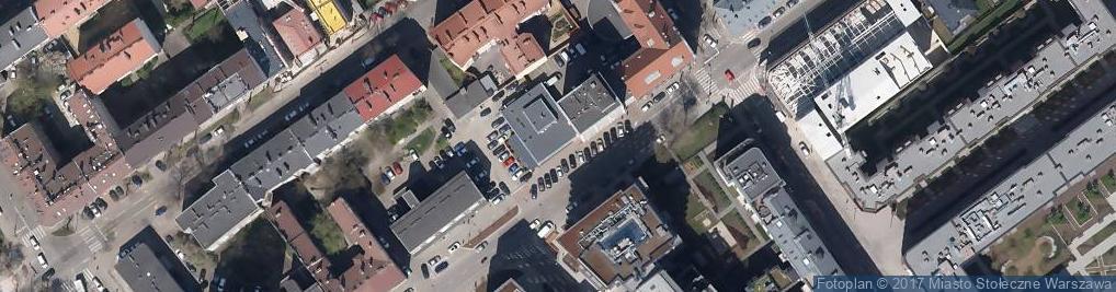 Zdjęcie satelitarne Delfin III