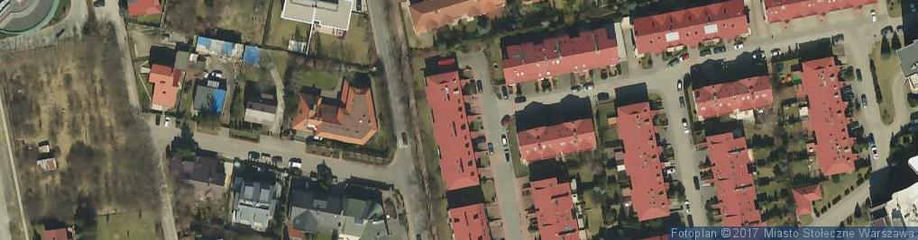 Zdjęcie satelitarne Deligo