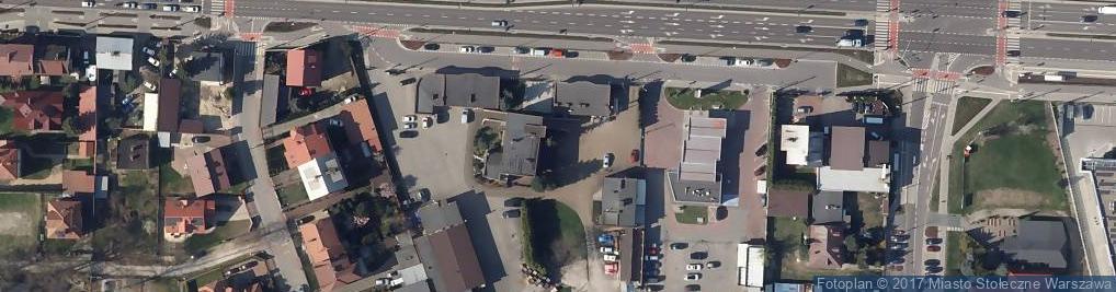 Zdjęcie satelitarne Demo Auto Radio