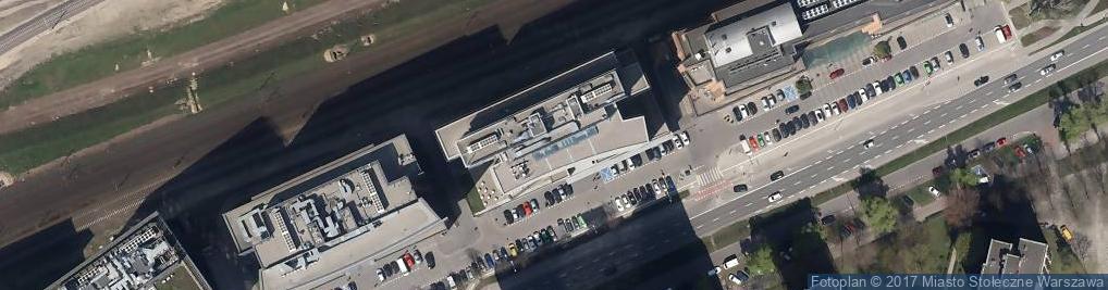 Zdjęcie satelitarne Devire Sp. z.o.o.