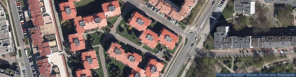 Zdjęcie satelitarne Diada