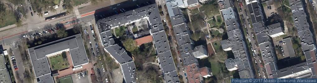 Zdjęcie satelitarne Doradztwo Podatkowe Irena Barbara Murawska