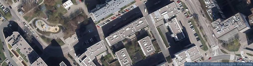 Zdjęcie satelitarne Doradztwo Podatkowe Krystyna Szydłowska