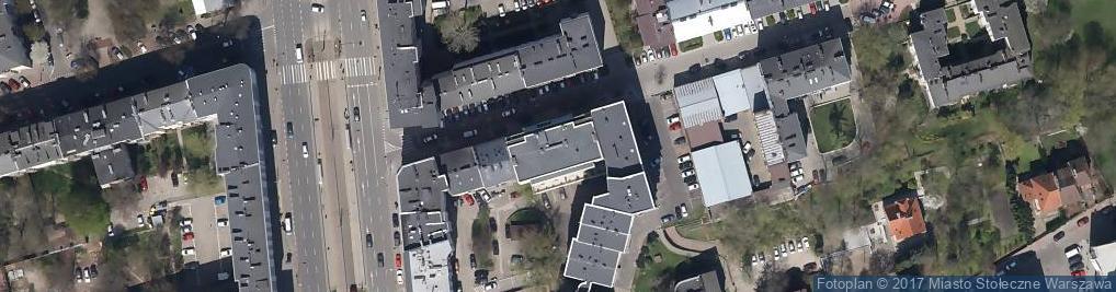 Zdjęcie satelitarne Doradztwo Prawne mgr Igor Gmurzyński
