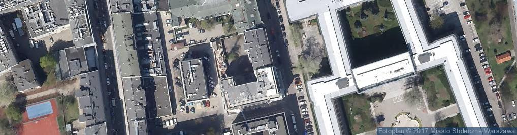 Zdjęcie satelitarne Dories Aria