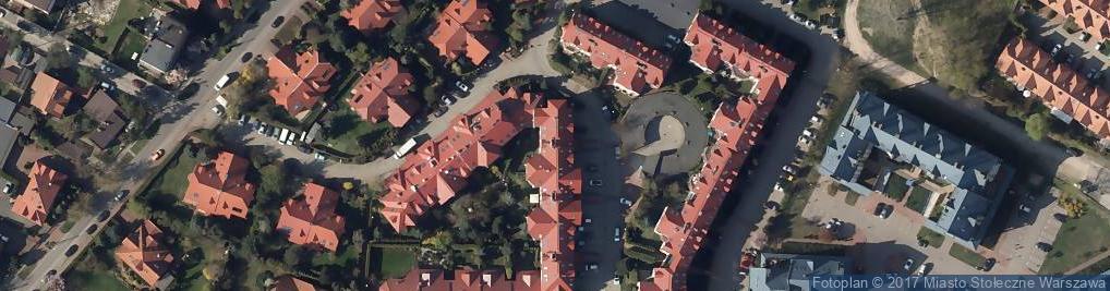Zdjęcie satelitarne Dorota Banasiak