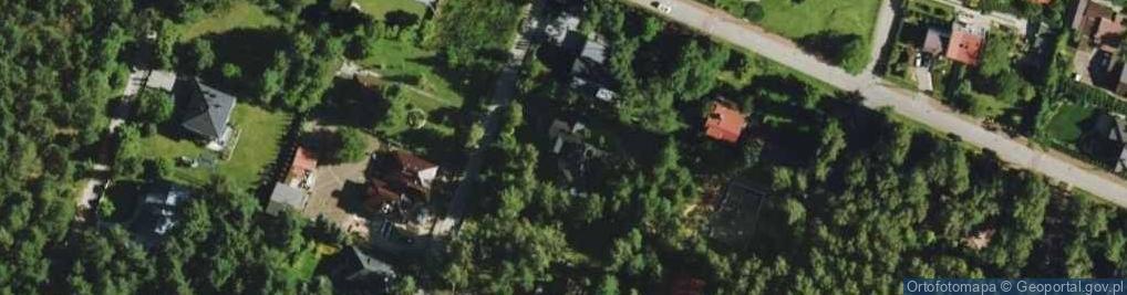 Zdjęcie satelitarne Dr n.Med.Andrzej Sawicki Praktyka Lekarska