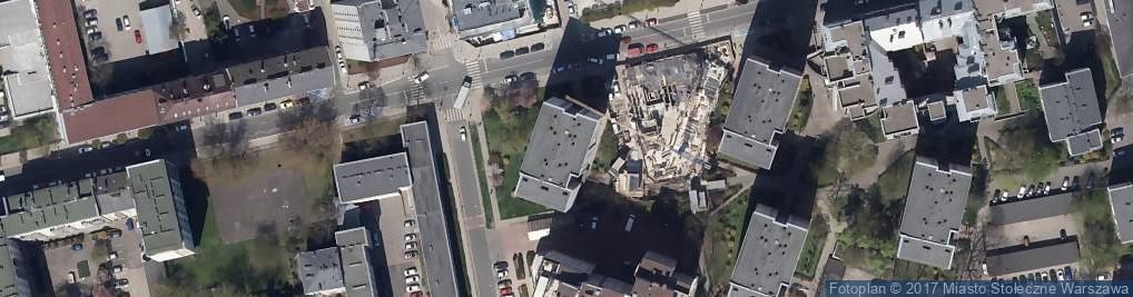 Zdjęcie satelitarne DR N Med