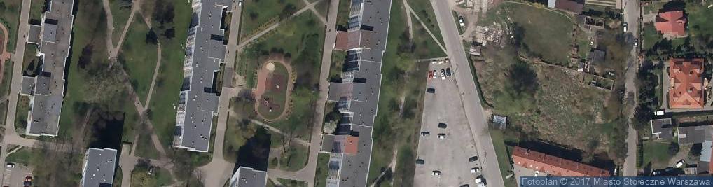 Zdjęcie satelitarne Dream School And Events Wojciech Konieczny
