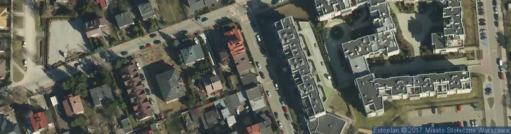 Zdjęcie satelitarne Drukarnia Yes S.C.