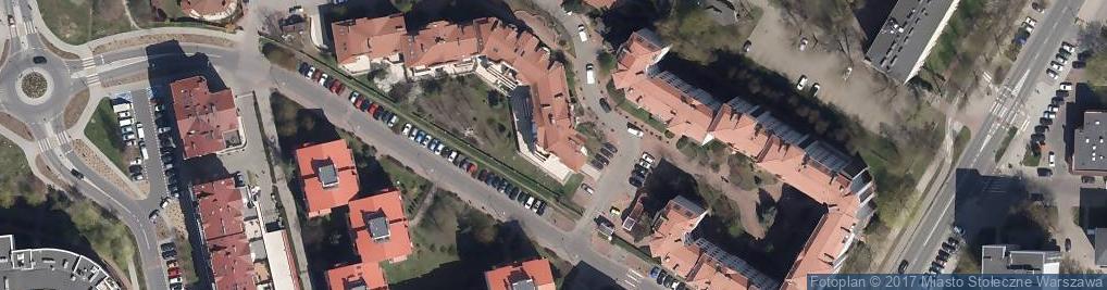 Zdjęcie satelitarne Duże Odszkodowania