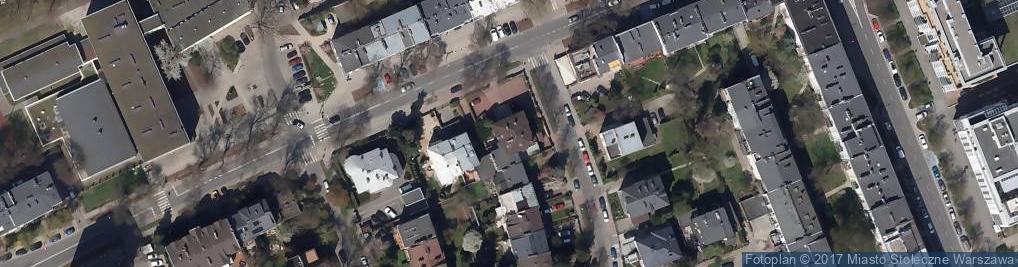 Zdjęcie satelitarne E Muzyka
