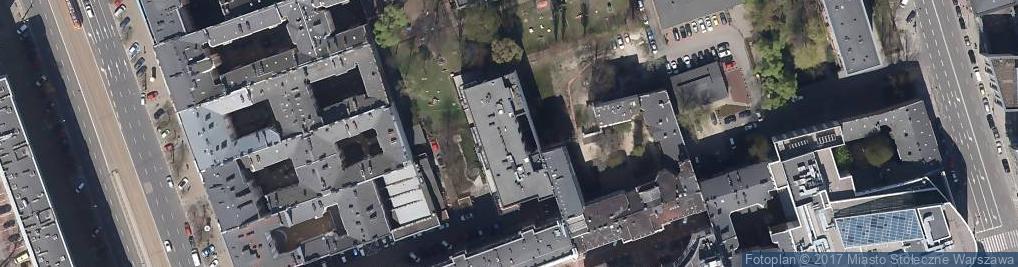 Zdjęcie satelitarne East Way Polska