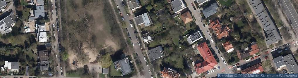 Zdjęcie satelitarne Ecowat Parki Wiatrowe