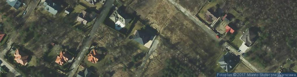 Zdjęcie satelitarne Edyta Horosz - Działalność Gospodarcza
