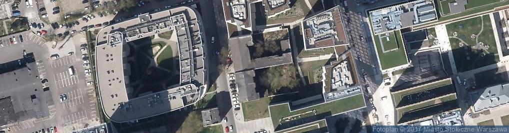 Zdjęcie satelitarne Electric Cafe