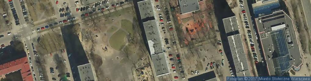 Zdjęcie satelitarne Elektron