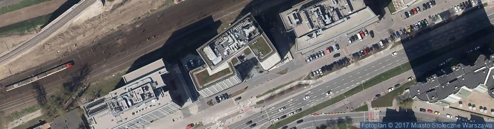 Zdjęcie satelitarne Elektrownia Wiatrowa Kresy I