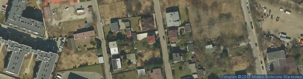 Zdjęcie satelitarne Elżbieta Chromy - Działalność Gospodarcza