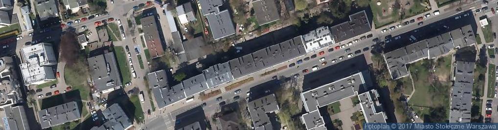 Zdjęcie satelitarne Elżbieta Solarek - Działalność Gospodarcza