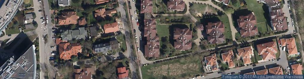 Zdjęcie satelitarne Emilia Połetek