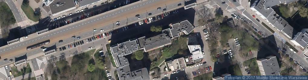 Zdjęcie satelitarne Energia Horyzonty