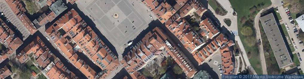 Zdjęcie satelitarne Ernest Gallery Iwona Górska Halina Róg