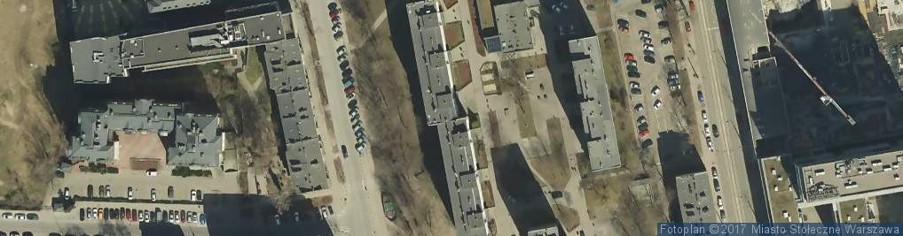 Zdjęcie satelitarne Etop Tomkowiak