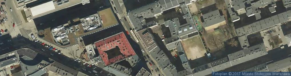 Zdjęcie satelitarne Euro Eko Center